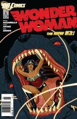 Wonder Woman Vol 4-6 Cover-1