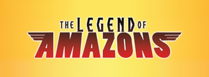 Legend of the Amazons logo
