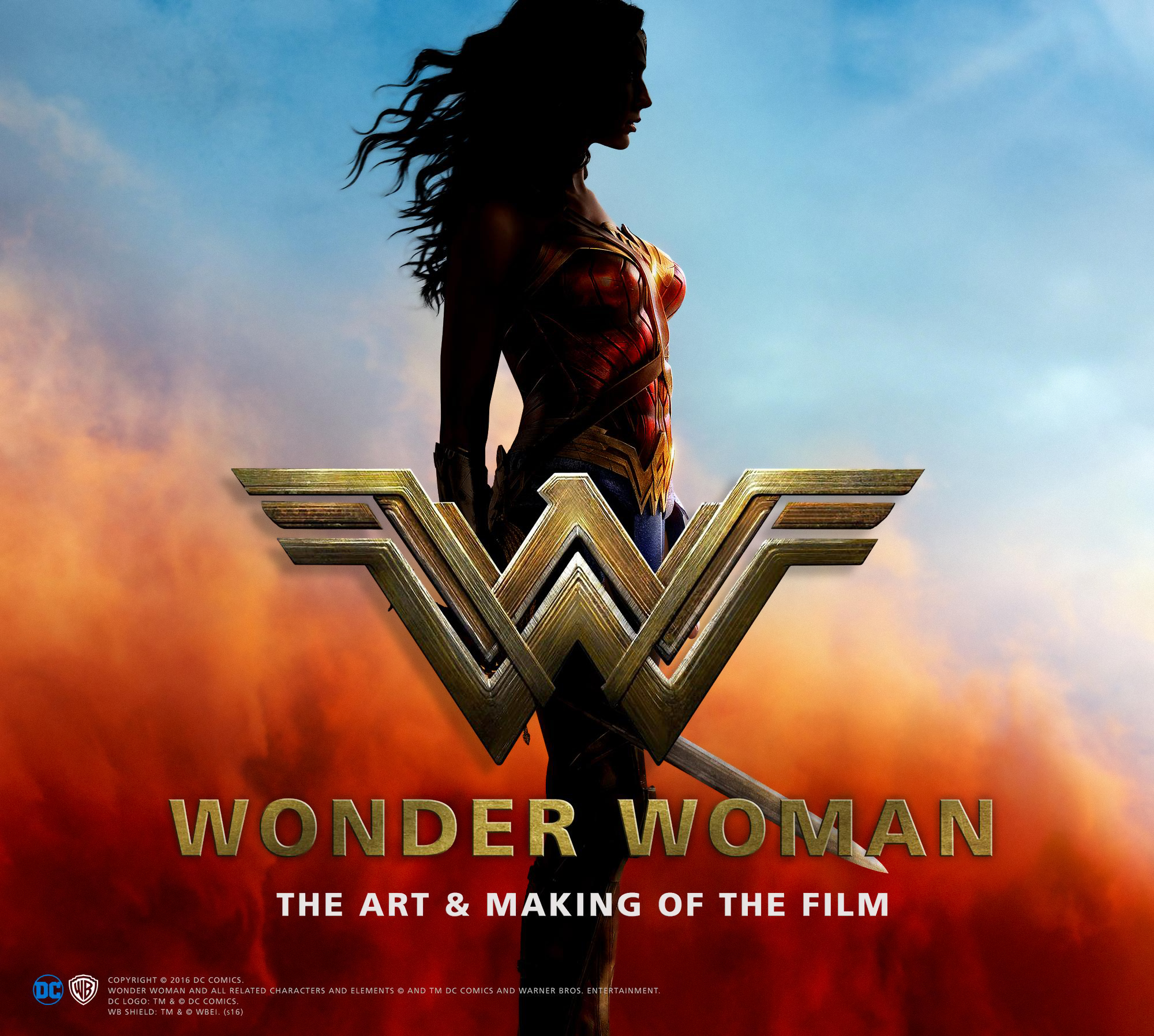 Image result for wonder woman the art and making of the film