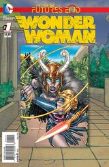 Wonder Woman Vol 4 Futures End-1 Cover-2