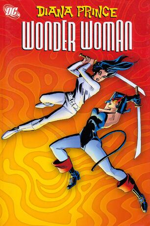 Diana Prince Wonder Woman collection v4
