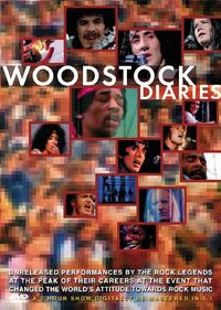 Woodstock Diaries dvd cover