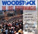 Woodstock: The Lost Performances