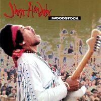 Jimi Hendrix- Woodstock