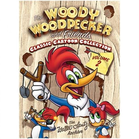 File:Woody Woodpecker and Friends Classic Cartoon Collection Volume 2.jpg