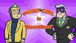 Big and Brent titlecard