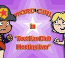 Best Fan Club Meeting Ever