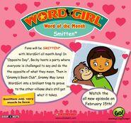 WordOfTheMonthFebruary2010smitten