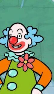 Clown in WordGirl Episode-Earth Day