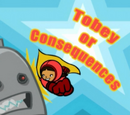 Tobey or Consequences