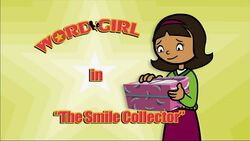 The Smile Collector titlecard