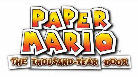 Boss - Doopliss - Paper Mario The Thousand Year Door Music Extended