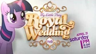 My Little Pony Friendship is Magic - The Royal Wedding (Promo) - The Hub
