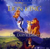 Lionking front