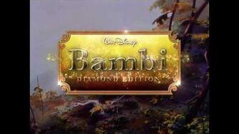 Bambi (Diamond Edition) March 2011 Trailer