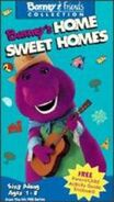 Barney's Home Sweet Homes (VHS)