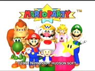 Marioparty title