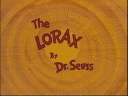 Thelorax title