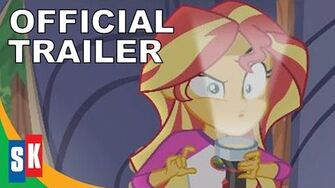 My Little Pony Equestria Girls Legend Of Everfree - Official Trailer 2 (HD)