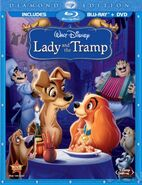 Ladyandthetramp bluray