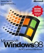 Windows98 cover