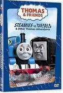 SteamiesVSDiesels DVD