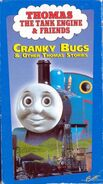Cranky Bugs and Other Thomas Stories (VHS/DVD)