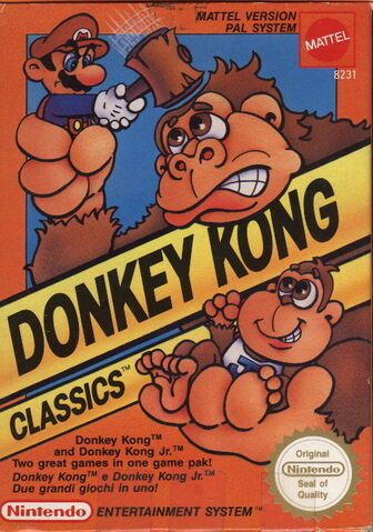 File:Donkeykongclassics PAL.jpg