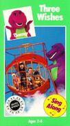 Barney & the Backyard Gang: Three Wishes
