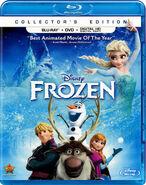 Frozen (Blu-ray/DVD)