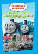 ThomasReallyBraveEngines DVD