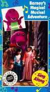 Barney's Magical Musical Adventure