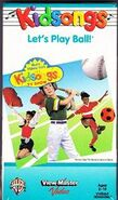 Kidsongs: Let's Play Ball