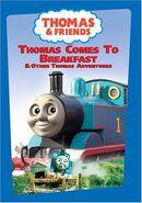 ThomasComestoBreakfast DVD