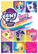 My Little Pony: Friendship is Magic: The Complete Season 6