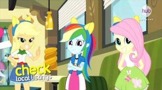 My Little Pony Equestria Girls (Promo) - Hub Network