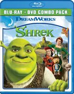 Shrek bluray
