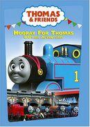 HoorayforThomas DVD