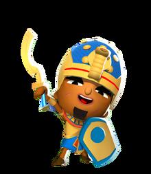 Egyptian 4