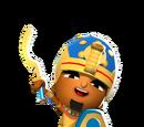 Ram - The Egyptian Warrior