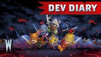 Official World Of Warriors Developer Diary - Let Battle Commence!