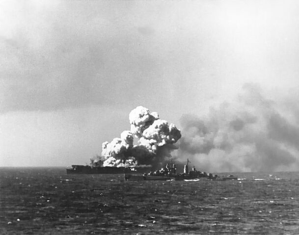 File:Battle of Leyte Gulf 1.jpg