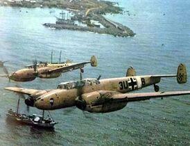 Bf 110 Patrol