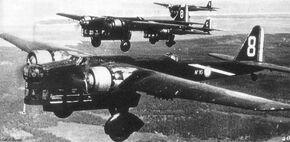 Amiot 143 Flight, Circa France 1940