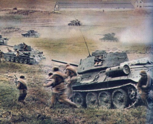 File:Soviet Combined Arms Charge, Kursk 1943.jpg