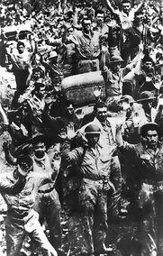 US and Filipino Surrender on Bataan
