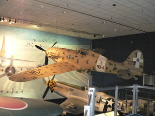 MC.202 Smithsonian