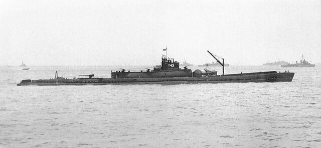 File:Japanese Submarine I-400.jpg
