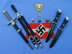 Hitler youth weapons
