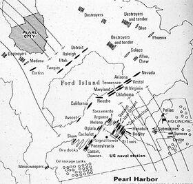 Pearl Harbor Attack Plan